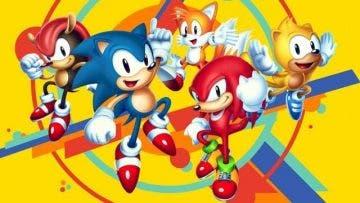 Confirmada fecha de lanzamiento de Sonic Mania Plus junto a nuevo tráiler 4