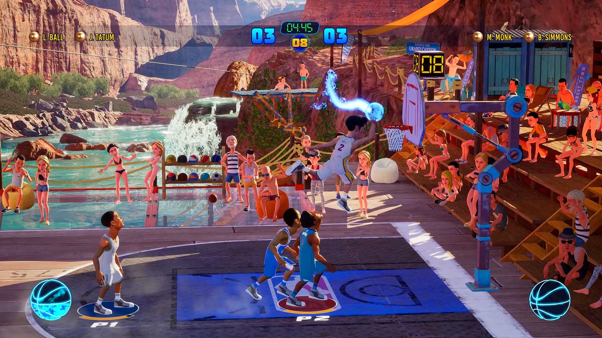 Análisis de NBA Playgrounds 2 - Xbox One 1