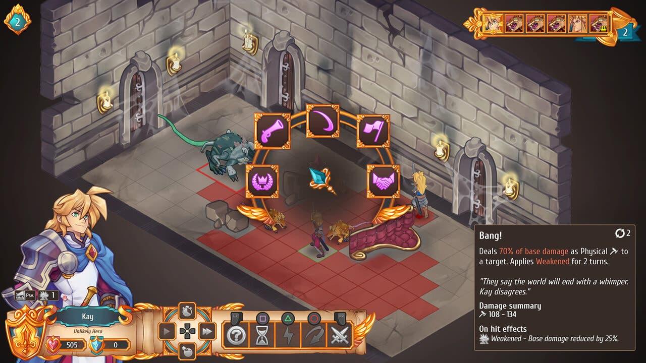 Análisis de Regalia: Of Men and Monarchs - Royal Edition - Xbox One 3