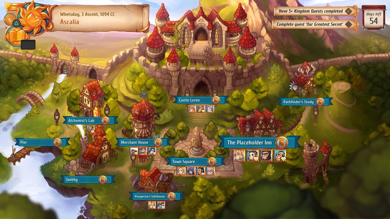 Análisis de Regalia: Of Men and Monarchs - Royal Edition - Xbox One 4