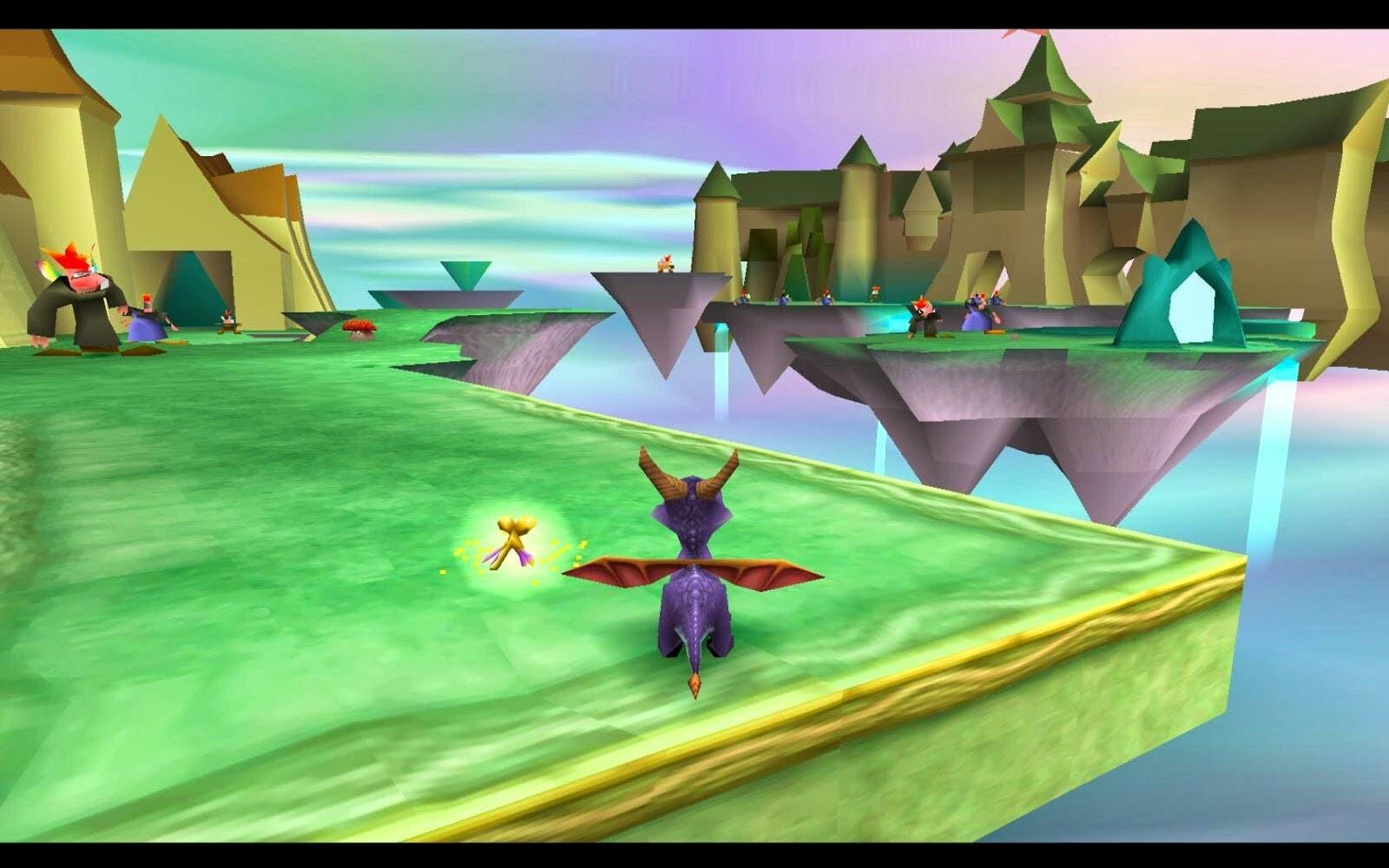Spyro y la llama inagotable de la nostalgia en Xbox One 2