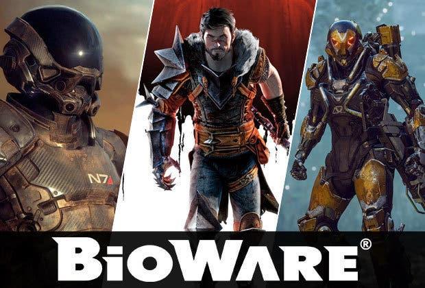 BioWare no ha cerrado gracias a Electronic Arts 1