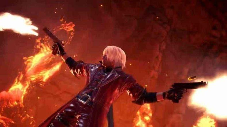 El evento de Monster Hunter World basado en Devil May Cry ya está disponible 1