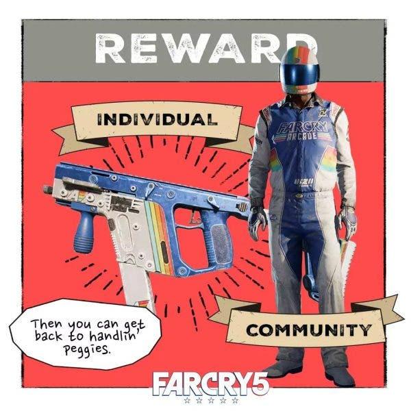Ya disponible el nuevo evento temporal del modo Arcade de Far Cry 5 2