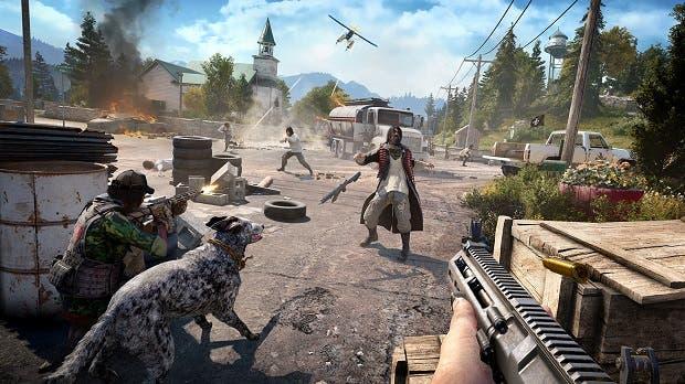 Far Cry 5 será totalmente gratuito en Xbox este fin de semana