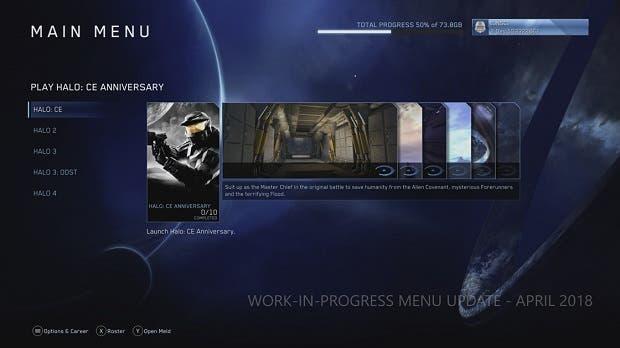 Así es la nueva actualización de Halo: The Master Chief Collection 1