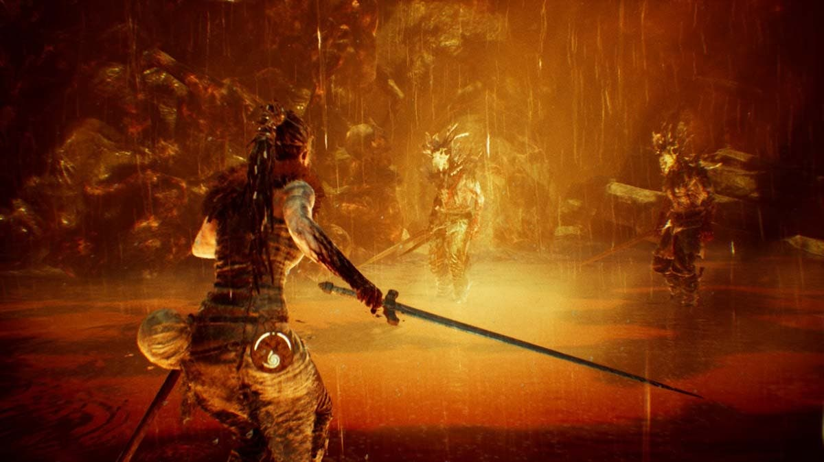 Análisis de Hellblade - Xbox One 2