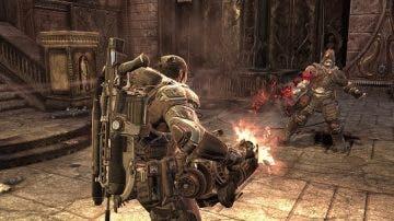 La filtración de Gears of War 2 Ultimate Edition no es real 2