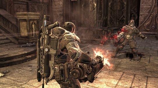La filtración de Gears of War 2 Ultimate Edition no es real 1