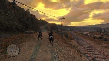 Red Dead Redemption mejora para Xbox One X y corre a 4K 19