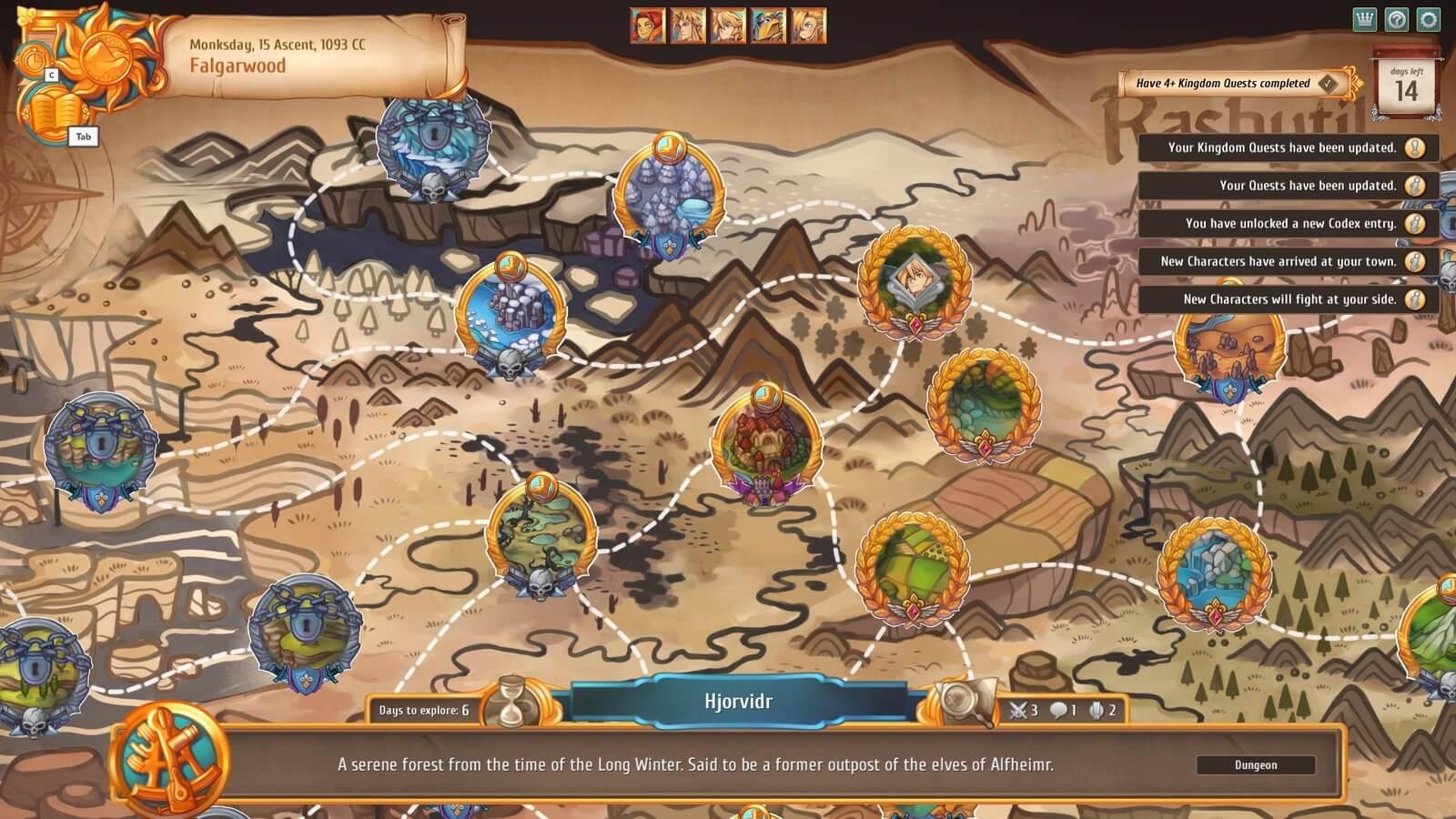 Análisis de Regalia: Of Men and Monarchs - Royal Edition - Xbox One 2