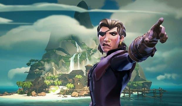 Sea of Thieves incluirá la opción para deshabilitar el juego cruzado y el soporte para teclado y ratón 1