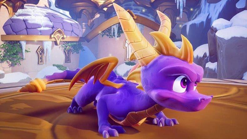 Activision podría incluir en disco todos los juegos en Spyro Reignited Trilogy 1