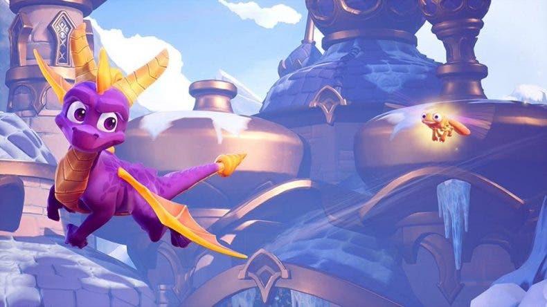 Spyro y la llama inagotable de la nostalgia en Xbox One 1