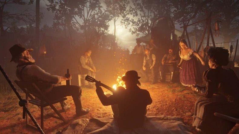 Rockstar y la atención por los pequeños detalles de Red Dead Redemption 2 1