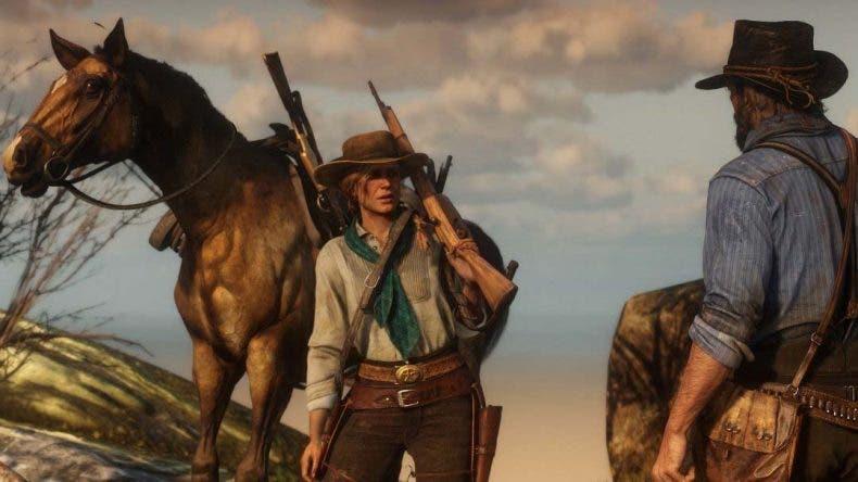 Red Dead Redemption 2 empapela las calles 1
