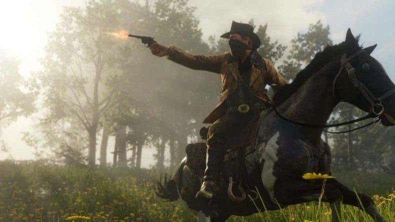 Las ventas deRed Dead Redemption 2 arrasan en su primera semana 1