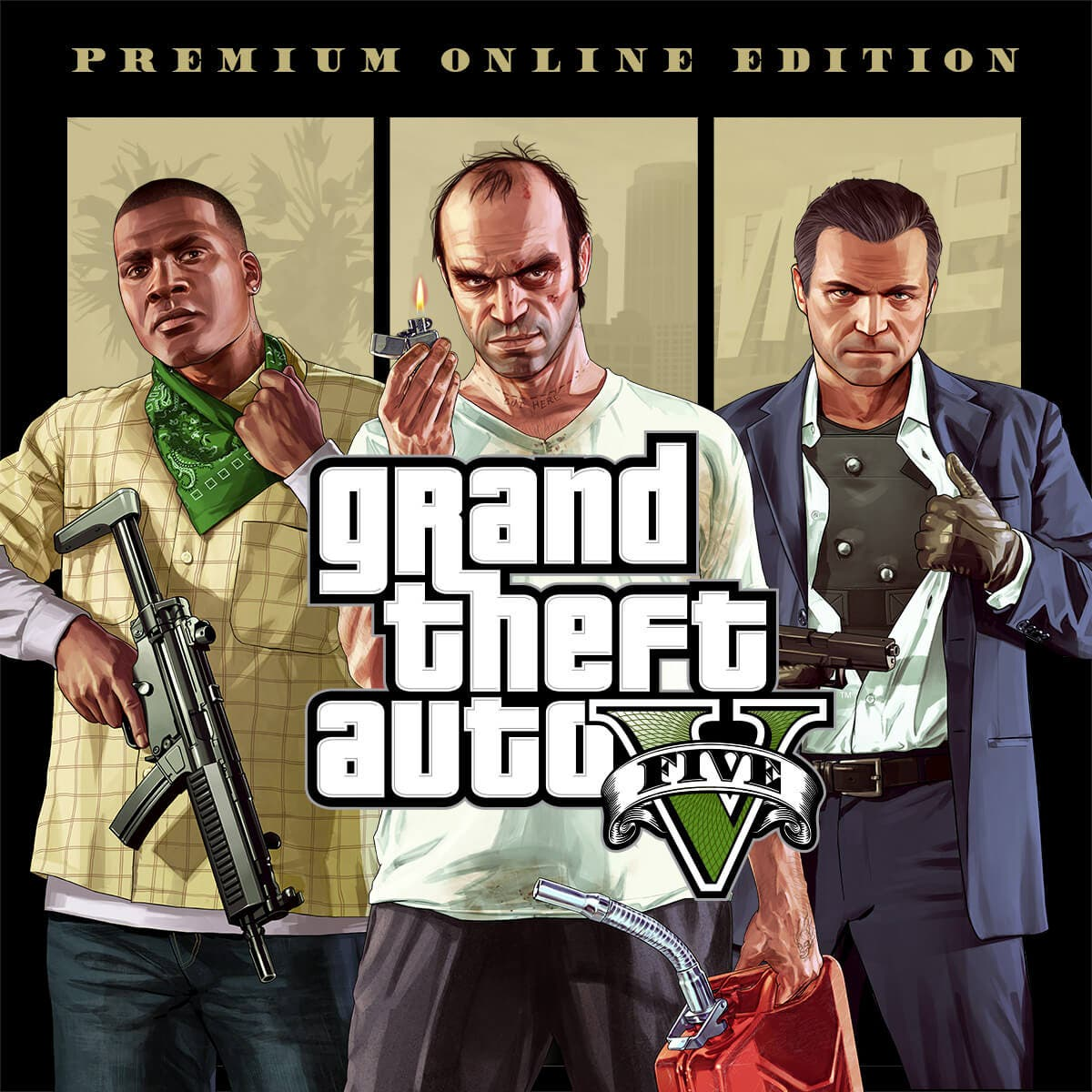 GTA V Premium Online Edition es la edición definitiva del juego exclusiva de GAME 2