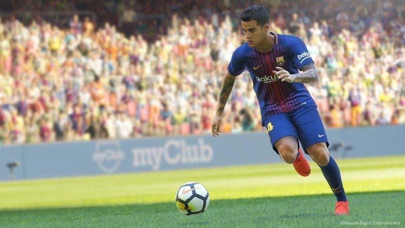 Pes 2019 Confirma Mejoras En Xbox One X Y Su Tamano De Instalacion