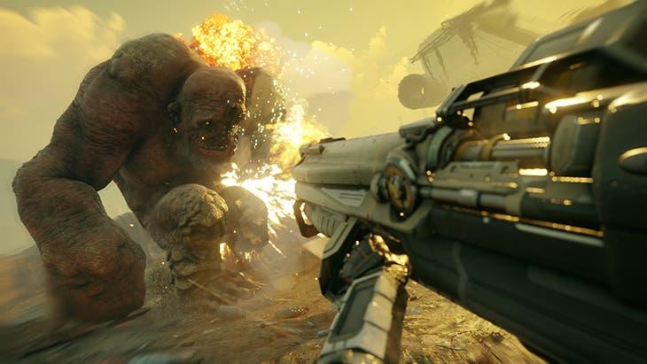 Rage 2 prioriza el framerate a los 4K en Xbox One X 2