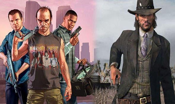 Red Dead Online está rindiendo mejor que GTA Online según Take Two 1