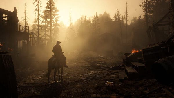 Red Dead Redemption 2 es el juego más grande de Rockstar 1