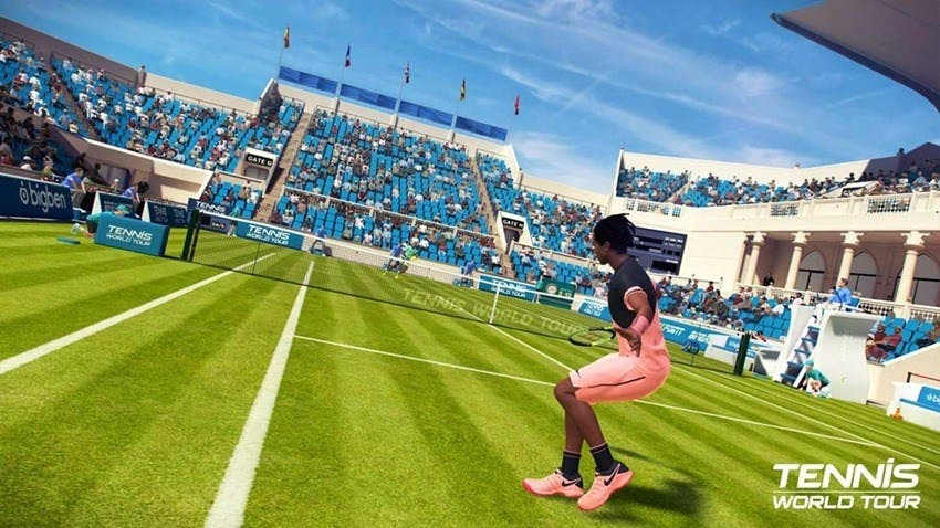 Análisis de Tennis World Tour - Xbox One 2
