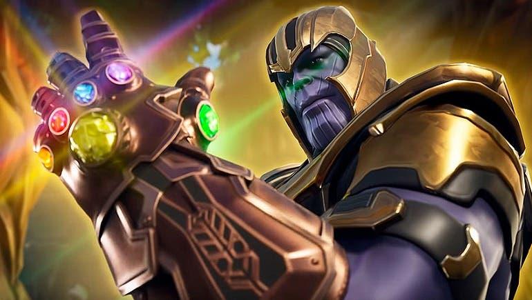 Thanos podría regresar a Fortnite próximamente 1