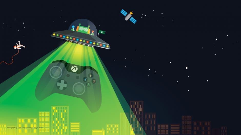 Deja que tu Xbox One decida con el nuevo botón sorpréndeme 12
