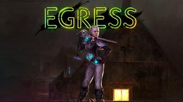 El battle royale estilo Dark Souls, Egress, llegará a Xbox One a principios de 2019 1