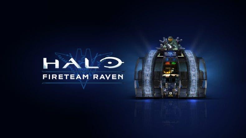 Así se mueve Halo: Fireteam Raven, la recreativa de la saga 1