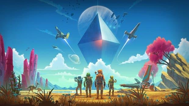 Hello Games anuncia la actualización No Man's Sky Beyond