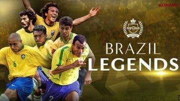 Nuevas leyendas brasileñas llegan a PES 2018 1