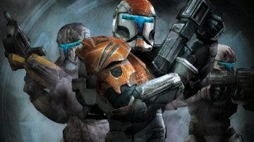 Star Wars Republic Commando brilla en Xbox One X 6