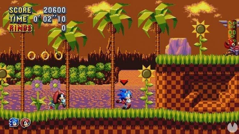 Anunciada una colección de los Sonic clásicos de Sega Megadrive para el año que viene 1