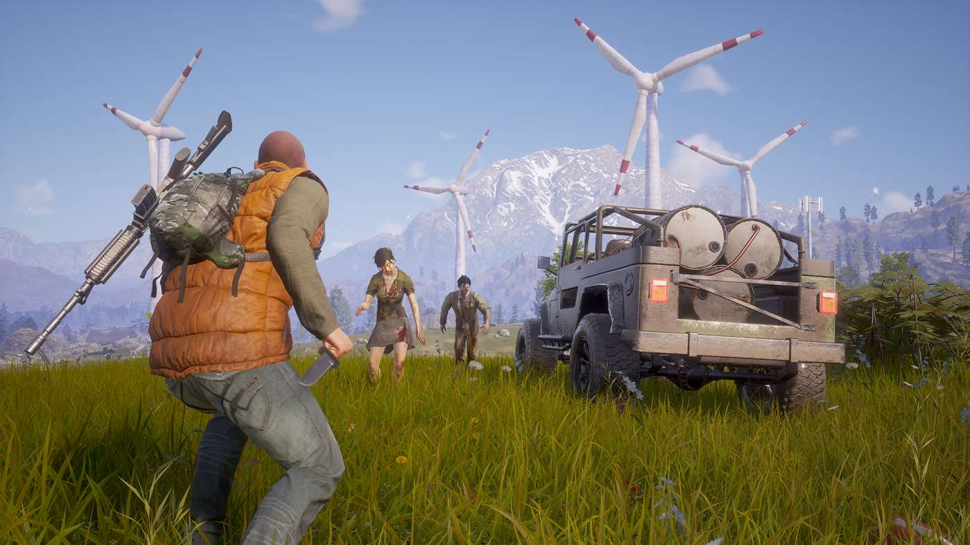 Análisis de State of Decay 2 - Xbox One 3