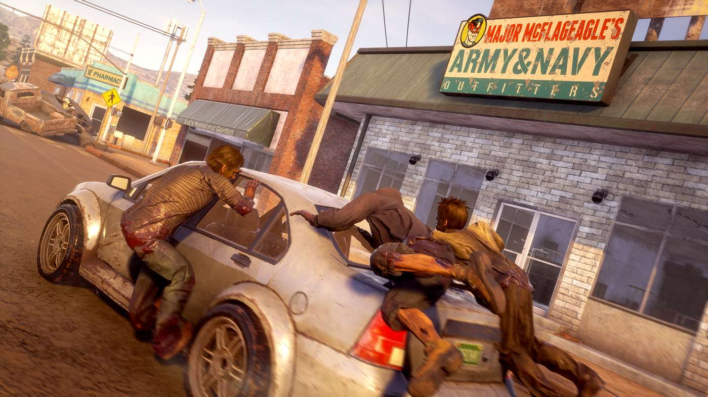 Análisis de State of Decay 2 - Xbox One 4