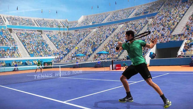 Análisis de Tennis World Tour - Xbox One 1