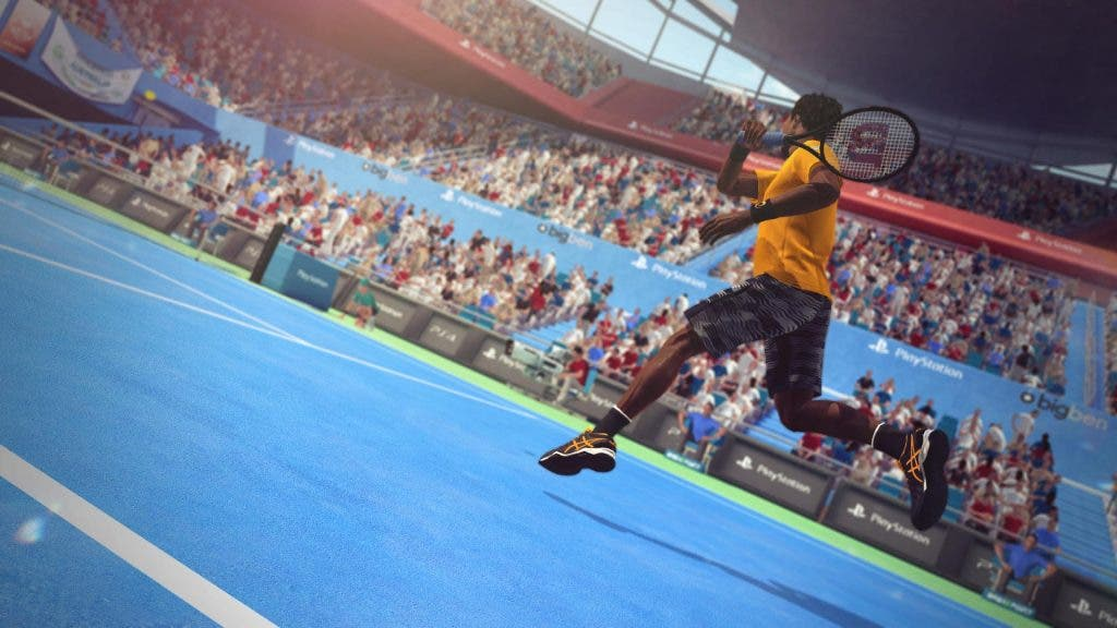 Análisis de Tennis World Tour - Xbox One 3