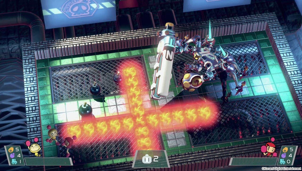 Análisis de Super Bomberman R - Xbox One 1