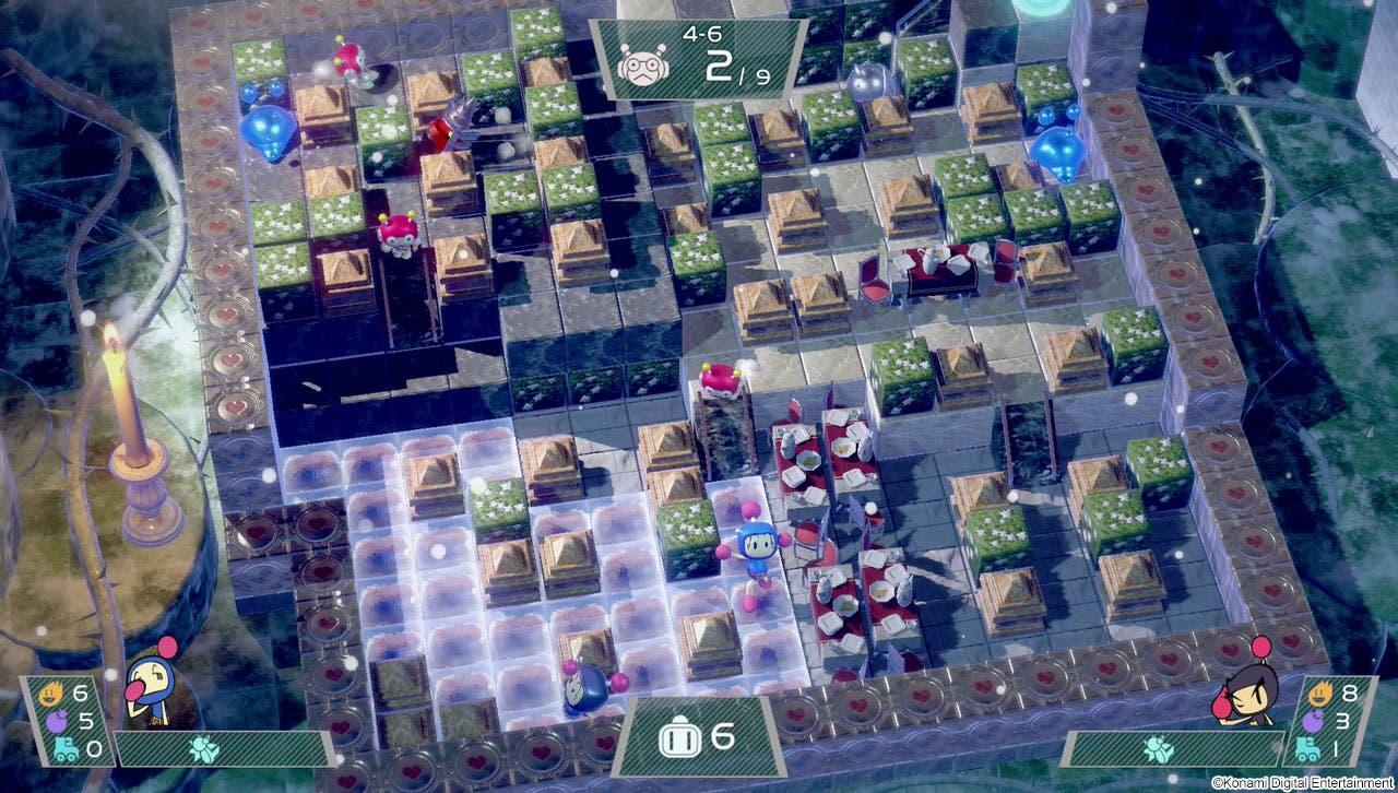 Análisis de Super Bomberman R - Xbox One 5