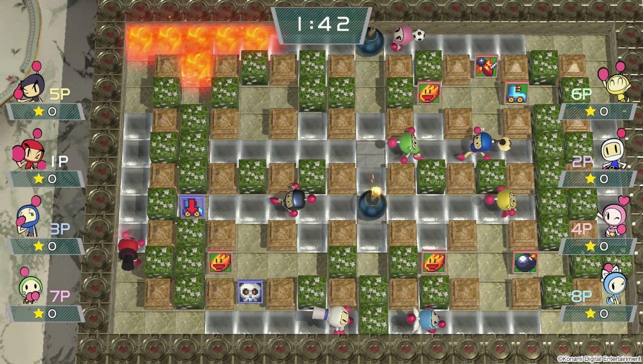 Análisis de Super Bomberman R - Xbox One 3