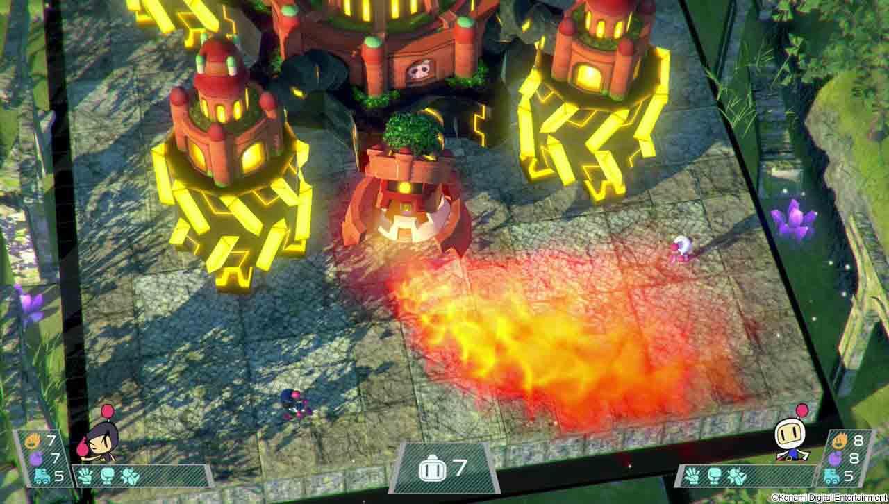 Análisis de Super Bomberman R - Xbox One 4