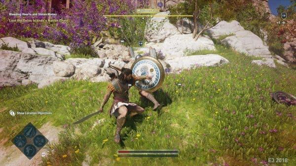 Nuevas informaciones sobre el sistema de combate de Assassin's Creed Odyssey 2
