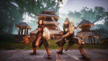 Conan Exiles añade nuevas construcciones de corte oriental 4