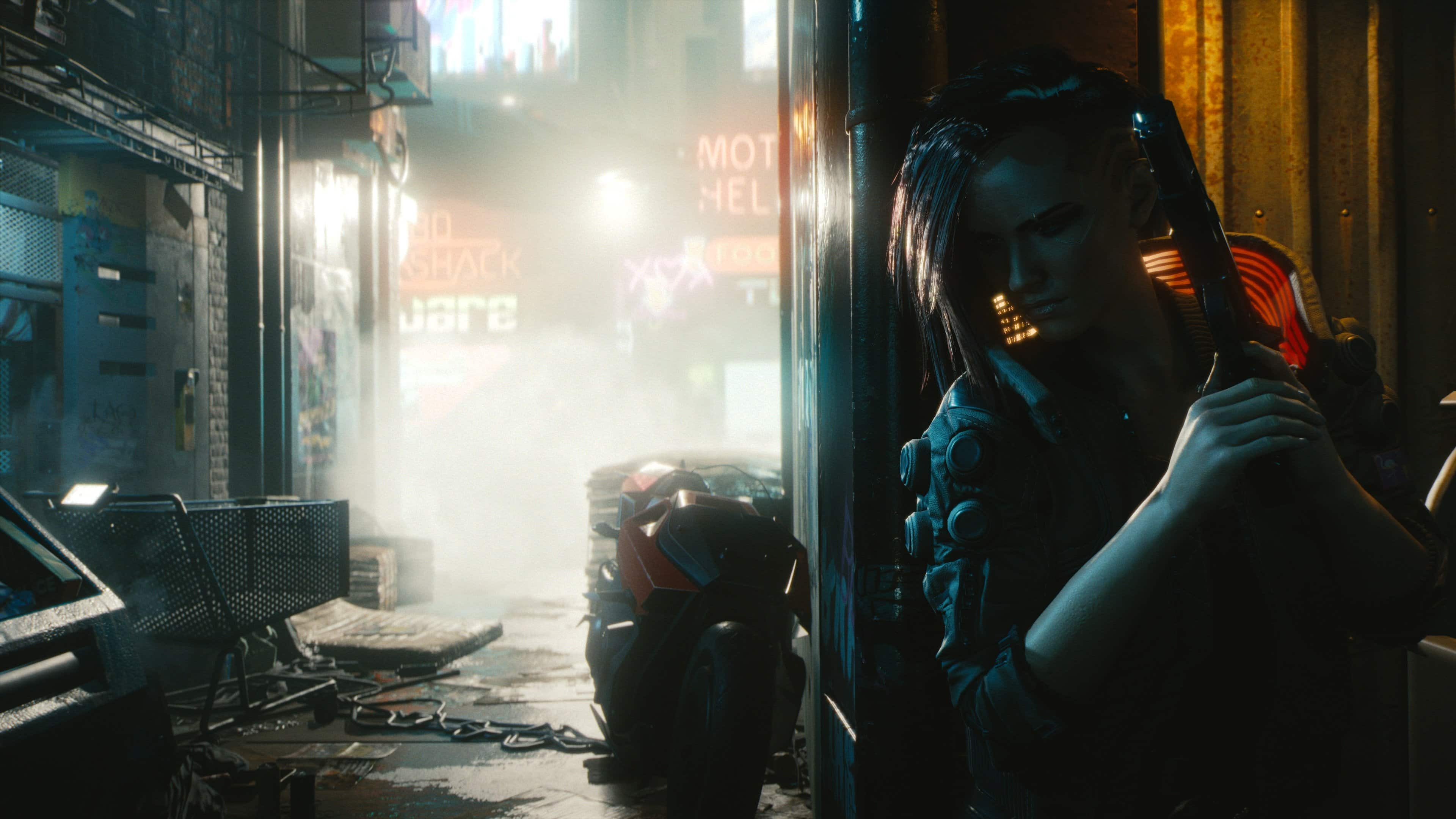 Desde CD Projekt defienden la posición de la cámara en Cyberpunk 2077 1