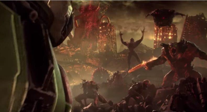 ¿Ganas de gameplay de DOOM Eternal? Ya llega el infierno 1