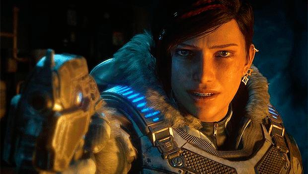 Microsoft anuncia Gears of War 5 para 2019 1