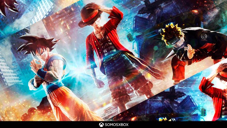 Los personajes que esperamos ver en Jump Force: Unite to Fight 1
