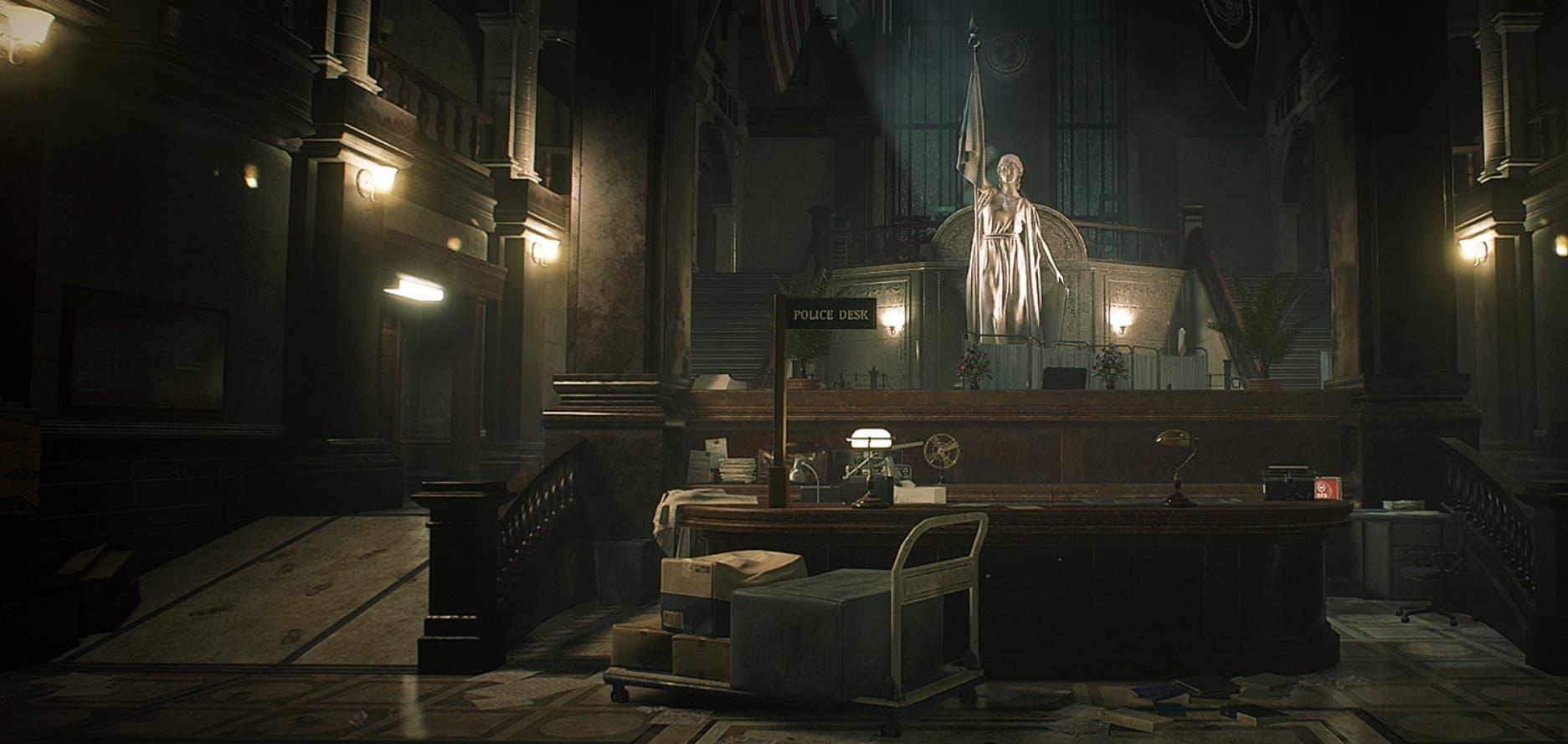 Las 5 claves de Resident Evil 2 que os enamorarán 1